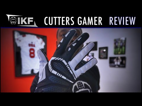 Cutters Gamer Football Gloves Review - Ep. 270