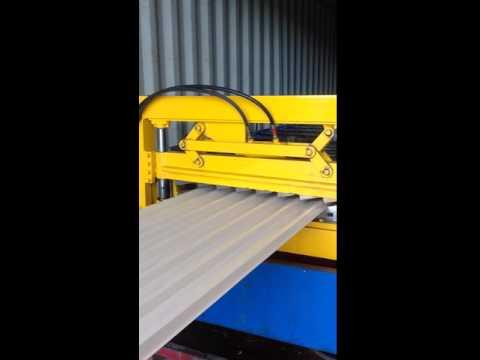 Heal Steel Machine   Heal Steel Fencing   Colorbond® Steel