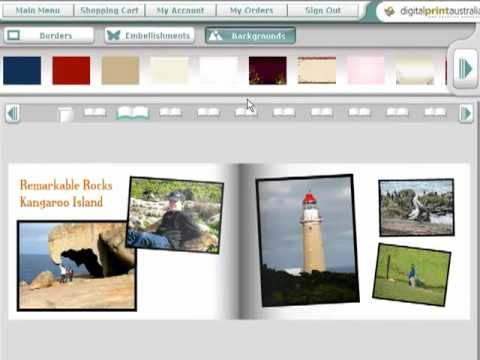 How to make a Photo Book Online