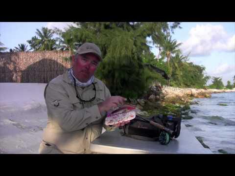 Christmas Island's Bonefish with Hurley's Fly Fishing Adventures...