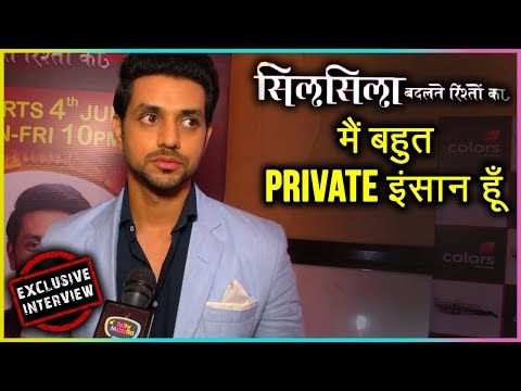 Shakti Arora REVEALS Reason For SECRET WEDDING | Exclusive Interview | Silsila Badalte Rishton Ka
