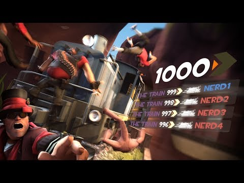 How to Stop the Train Banana Bay Edition: A TF2 World Record