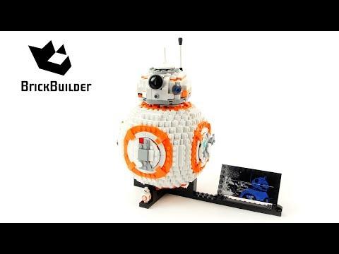 Lego Star Wars 75187 BB-8 - Lego Speed Build