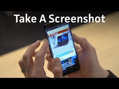 3 ways to take a screenshot with Android