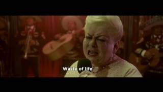 Narcos - Paquita la del Barrio Sings to Pablo Escobar   official FIRST LOOK clip (2016) Netflix