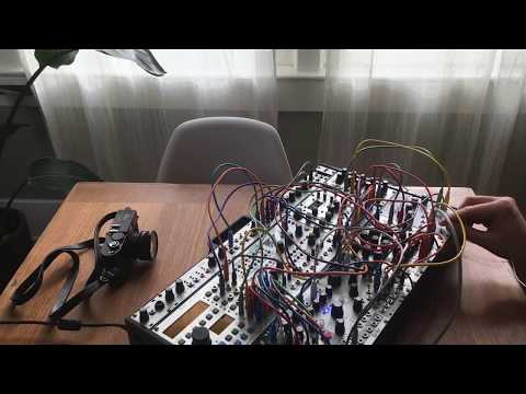 Monday Morning Music / O_c / ER-301 / Tapographic Delay // Modular Ambient