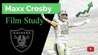 Film Study: Maxx Crosby will be an All-Pro Superstar
