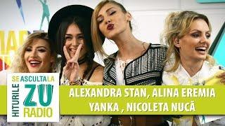 Download Alexandra Stan | Alina Eremia | Yanka | Nicoleta Nuca - Live la Marea Unire ZU