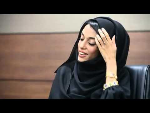 The Abu Dhabi Taxi girl