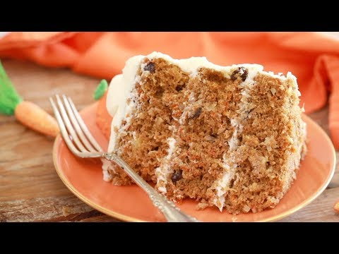 3-Layer Carrot Cake Made in the Microwave - Gemma's Bigger Bolder Baking