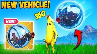 THE BALLER VEHICLE IS INSANE! - Fortnite Funny Fails and WTF Moments! #495