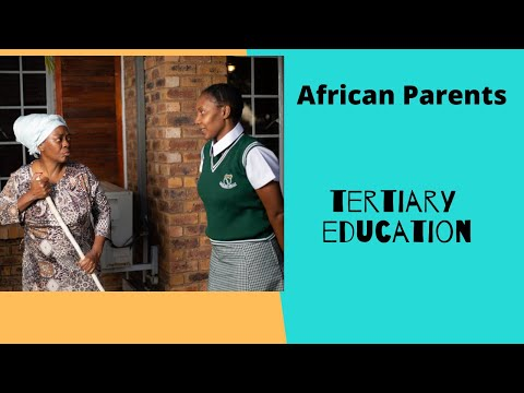 Thenjiwe - African Parents and Education Cover
