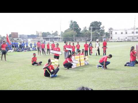 NorthGate College Sports Day 2017 - Team Purpose Pageantry