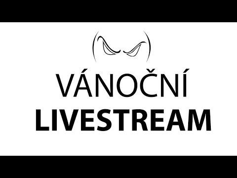Vánoční livestream!