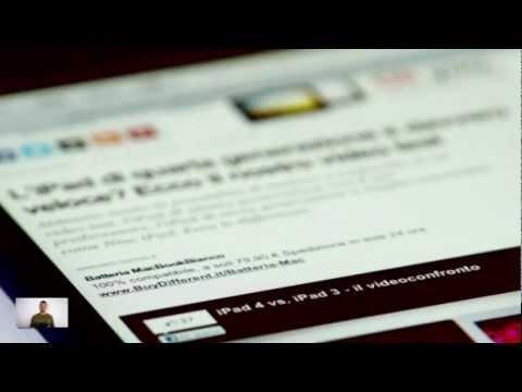 iPad mini socialreview - test di velocità, del display, vernice, maneggevolezza ed altro