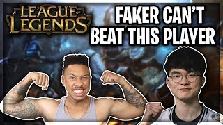 Faker Cant Beat This Player In League Of Legends |Gaming Friday Recap