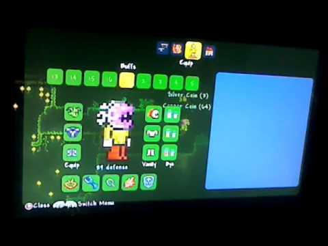 (Terraria)Me vs Plantera Xbox 360