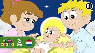 Stille Nacht Heilige Nacht   Kerstliedjes   Kinderliedjes   Minidisco
