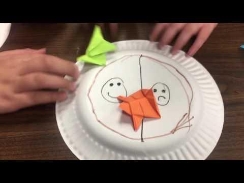 Sumo Wrestling Origami Style(round1)