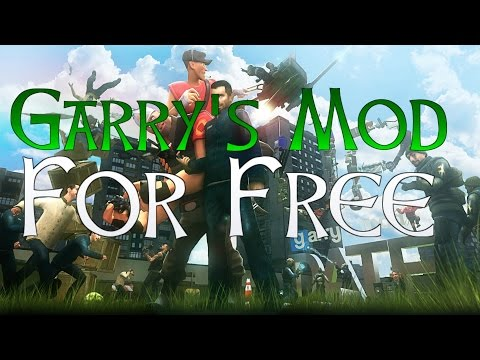 How To Download Garry's Mod For FREE PC With Multiplayer (Really Quick Tutorial)