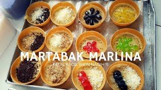 KECIL KECIL BIKIN NAGIH!!! MARTABAK MANIS MINI MARLINA | PONTIANAK STREET FOOD