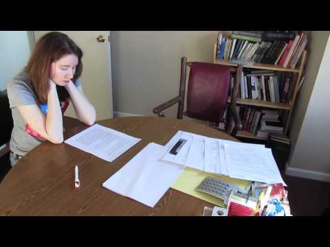 Finishing the Letter (11.4.11 #163)