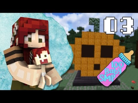 Beanie's House of Horrors!   100 Baby SMP #3