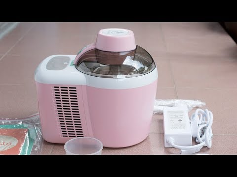 Self-Refrigerating Ice Cream Maker Milato 700A Review
