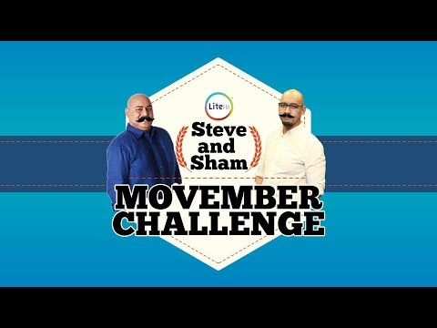 Steve and Sham's Movember: Kids Shave The Darnedest Things