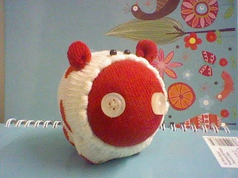 Sock Pig Tutorial.