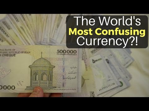 Xxx Mp4 World 39 S Most Confusing Currency IRANIAN RIAL 3gp Sex