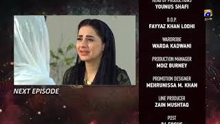 Munafiq - Episode 51 Teaser - 1st April 2020 - HAR PAL GEO