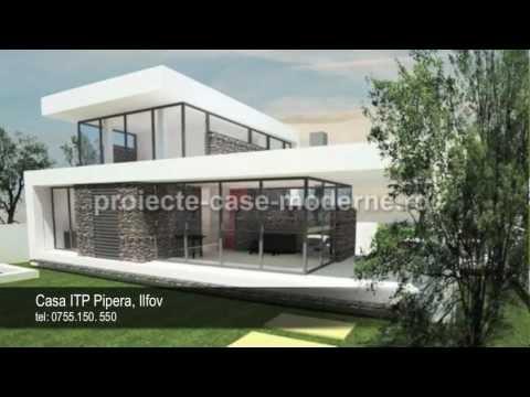 Proiecte de case mici, ieftine | Proiect casa ITP Pipera, Bucuresti
