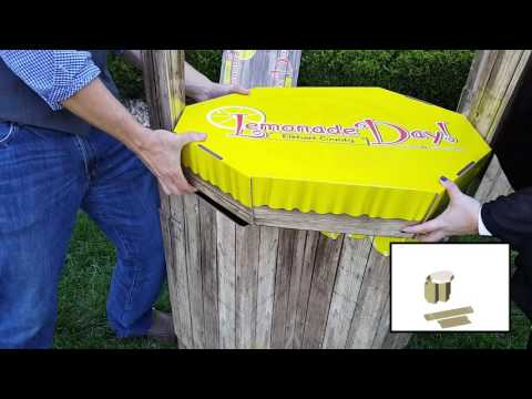How To Build A Lemonade Stand