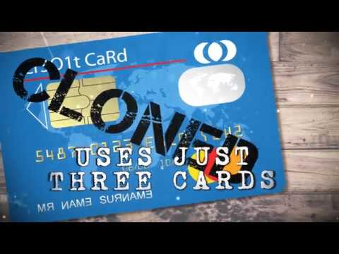 Card Clone Packet Trick TRAILER (BBM170)