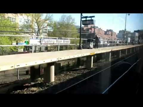 LIRR ride: NYC Penn Station - Port Washington (FULL)