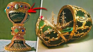 10 Most Wanted Lost Objects In The World!