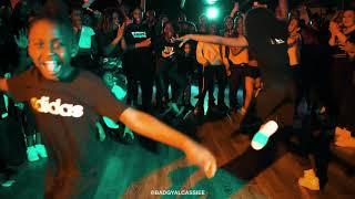Afro Dance class Cypher DJ Flex - She Don't Text / J'suis Dans I'tieks by @badgyalcassiee @mwendee_m
