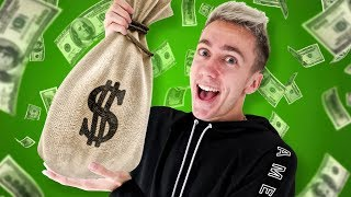 SPENDING LOTS OF MONEY FOR TOTS!!