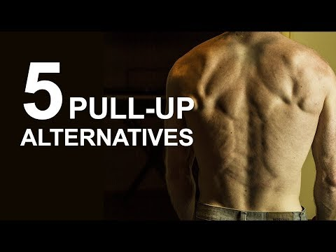 How To Do Pull Ups Without A Pull Up Bar | 5