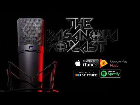The Kasanova Podcast Episode 16 Feat. Conservative Mexican