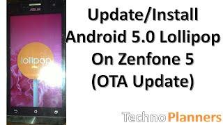 Installing Official OTA Android 7 1 1 N | Asus Zenfone 5 | CUSTOM