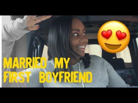 I Married My First Boyfriend...