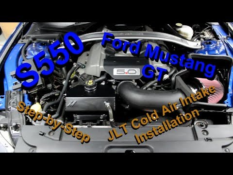 2015+ Mustang JLT Cold Air Intake Step-by-Step Install