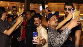 Malaika Arora'BF  Arjun Kapoor SUPER CUTE gesture for FANS  Chk This Viral Video