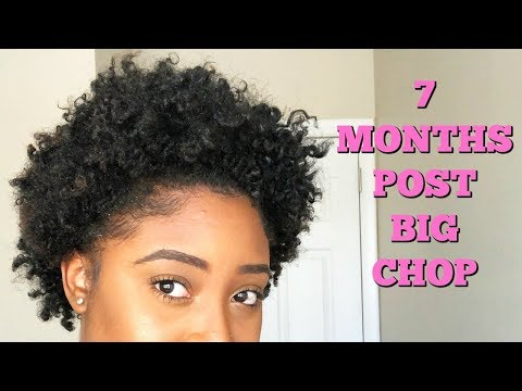 7 MONTH HAIR UPDATE + Moisture Struggles, Bentonite Clay, & Aloe Vera???