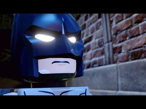 LEGO BATMAN 3 - Gameplay do Início! Em Português PT-BR, Dublado e Legendado!