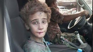 Yazidi boy rescued from ISIS by Iraqi army