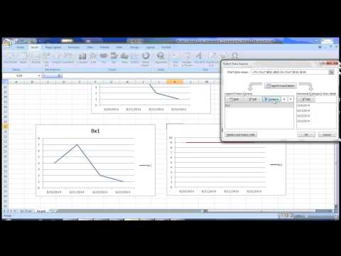 How to Create Behavior Graphs on Excel - Video 1