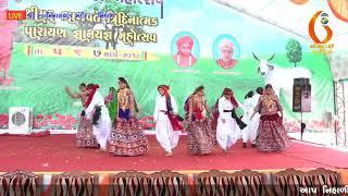 Mathe Murlidhar ni Mer Ahir Ler Kare | Sanskrutik Program | Swaminarayan Mandir - Ningad